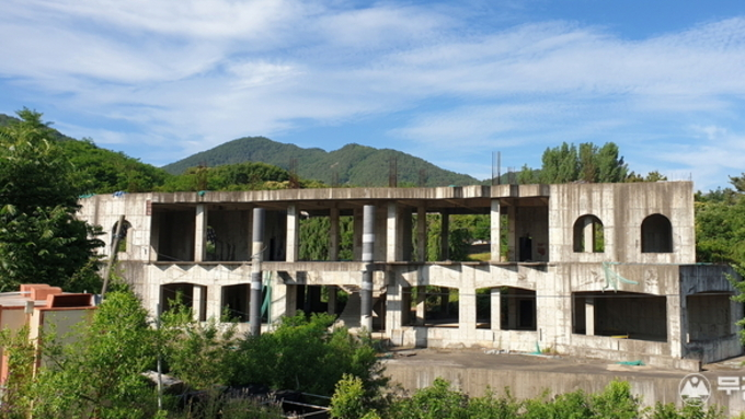 20년 방치 무주관광호텔 복지시설로 변신한다!