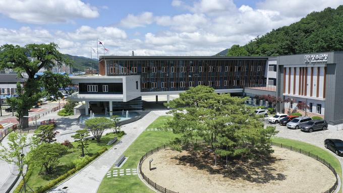 장수군장애인체육회 탁구단 국가대표 합숙훈련 돌입