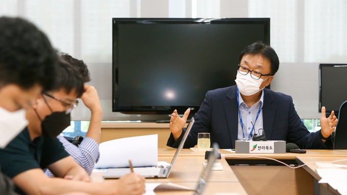 전북도, 국내최고 수준 자율주행 실증기반 구축 박차!