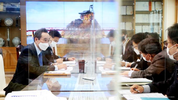 전북도, 국가예산 확보 위한 전략회의 개최